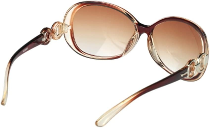 Plastic Uv400 Lens FayOK Stylish Big Frame Sunglasses Vintage Shades Oversized Eyewear Classic Design Sunglasses Resin