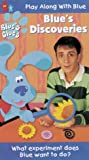Blue's Clues - Blue's Discoveries [VHS]