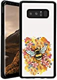 Samsung Galaxy Note 8 case Honeybee Full Body Case Cover Screen Protector Heavy Duty Protection case Shockproof case for Samsung Galaxy Note 8
