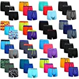 3,6,12 Packs Mens Boxer Cotton Rich Shorts Underwear Trunks Gifts New Size S M L XL