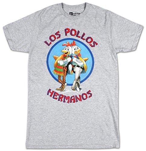 Breaking Bad - Los Pollos Hermanos T-Shirt Size S