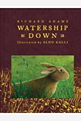 By Richard Adams - Watership Down (Scribner Classics) (Ill) (9/23/12) Hardcover