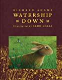 By Richard Adams - Watership Down (Scribner Classics) (Ill) (9/23/12)