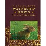 Watership Down (Scribner Classics) by Adams, Richard (October 23, 2012) Hardcover