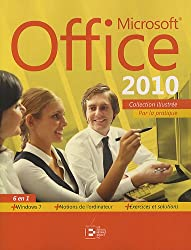 Microsoft Office 2010. 6 en 1. Par la pratique + windows 7. + Notions de l'ordinateur. + Exercices et solutions