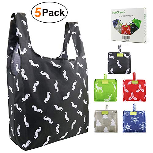 Mothers' Day Gift Bags Tote Bag Cute Reusable Bags Bulk Eco Friendly Grocery Bags Large Fabric Fashion Cloth Shopping Bags Fun washable waterproof