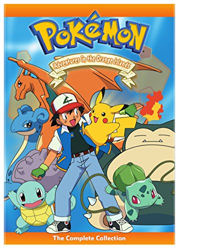 Pokemon: Adventures in the Orange Islands - The Complete Collection
