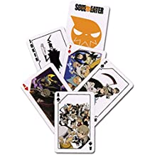 Soul Eater Playing Cards
