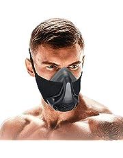 SATKULL Training Mask,24 Breathing Resistance Levels Fitness Mask Workout Mask,Training in High Altitude Mask Gym Mask for Cardio, Fitness, Running, HIIT Training Upgraded Version