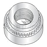 Box of 4000 SHORPIOEN Self Clinching Nut Zinc 5//16-24-2 BC-32-2NCL