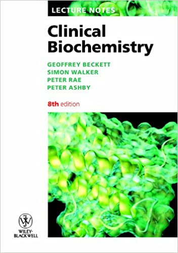 Clinical Biochemistry (Lecture Notes): Amazon co uk: Geoffrey