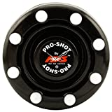 IDS Pro-Shot Puck – Official Roller Hockey Puck Of AAU USA & USA Roller Sports (Black)