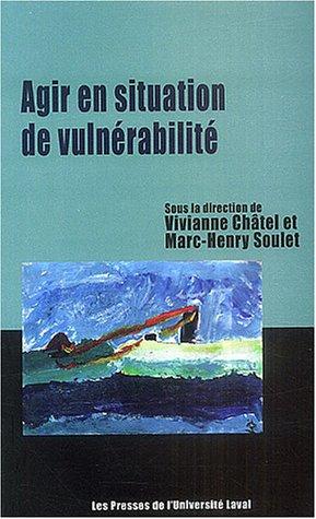 Agir en situation de vulnérabilité sociale