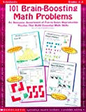 101 Brain-Boosting Math Problems, Lorraine Hopping Egan, 0590378694