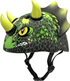 Raskullz T-Chopz Triceratops Helmet, 5+ Years, T-Chopz Black