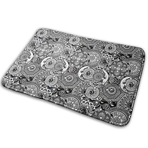 - EWFXZq Celestial Seasonings Doormat Anti-Slip House Garden Gate Carpet Door Mat Floor Pads 15.7