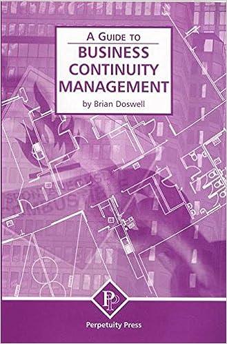 Lataa kirjoja google e-kirjoista A Guide to Business Continuity Management Suomeksi by Brian Doswell