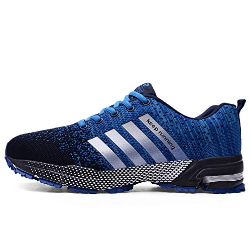 BAIQUAN Running Shoes Fashion Large Size Sports Shoes Men's Casual Shoes