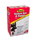 Homax 041072046305 Pneumatic Texture Gun and Hopper, 3L - Texturing Tool