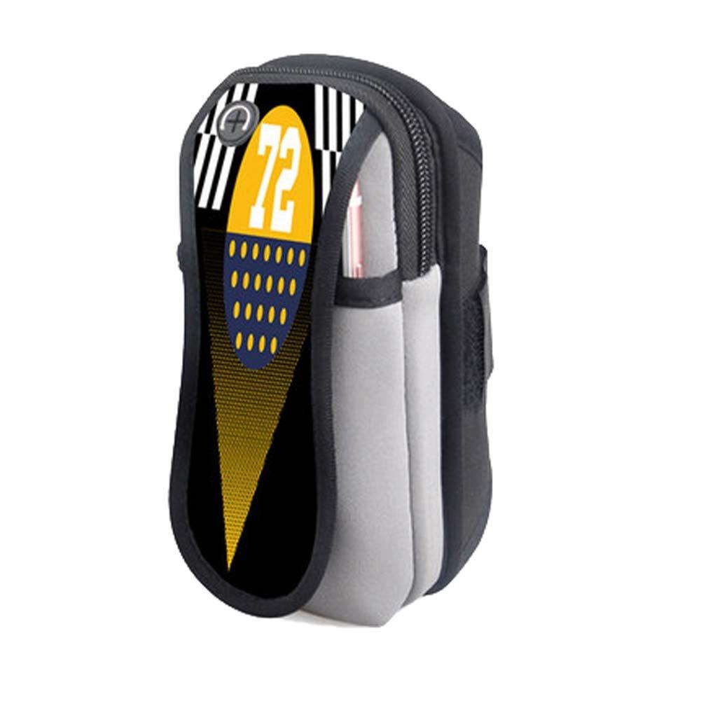 Running - Tensiómetro de brazo móvil Fitness correr paquete brazo bolsa funda para teléfono: Amazon.es: Deportes y aire libre