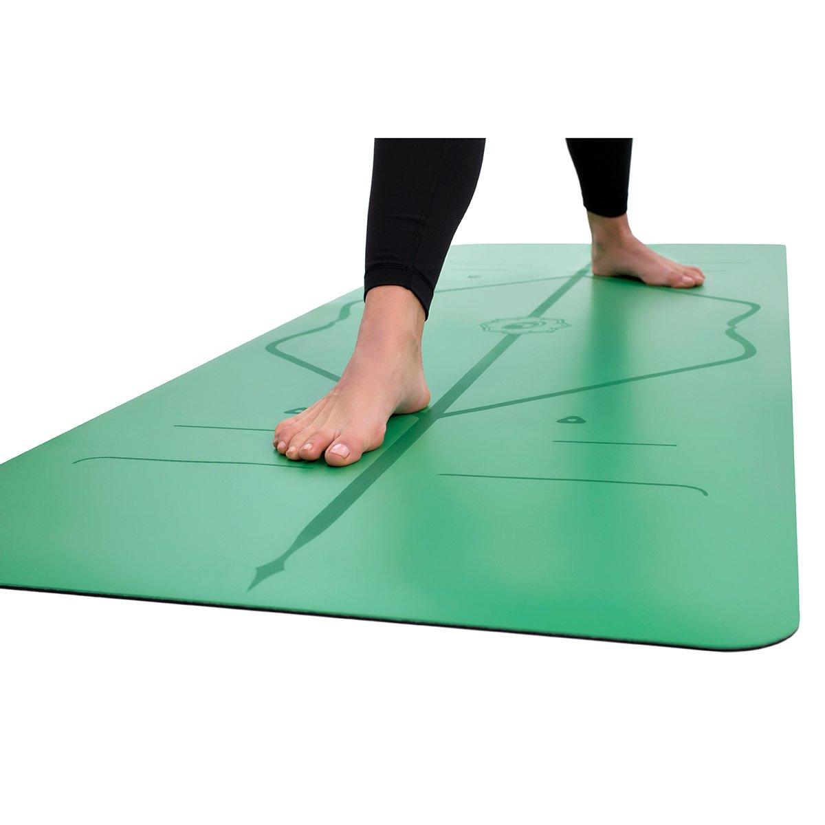 Le tapis de YOGA Liforme - Le meilleur tapis de yoga écologique et antidérapant  avec un système unique et ORIGINAL ... aadd9651430