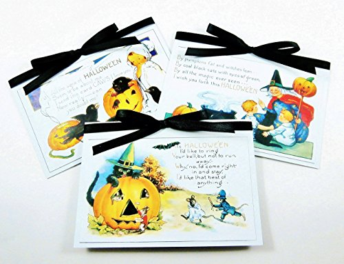 Halloween Card Set - A1 Size