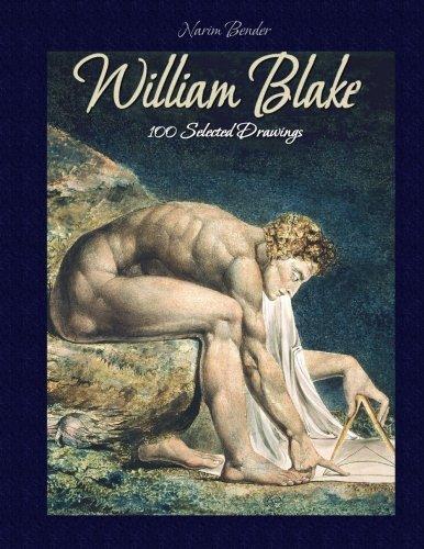 William Blake:  100 Selected Drawings