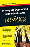 img - for Managing Depression with Mindfulness For Dummies book / textbook / text book