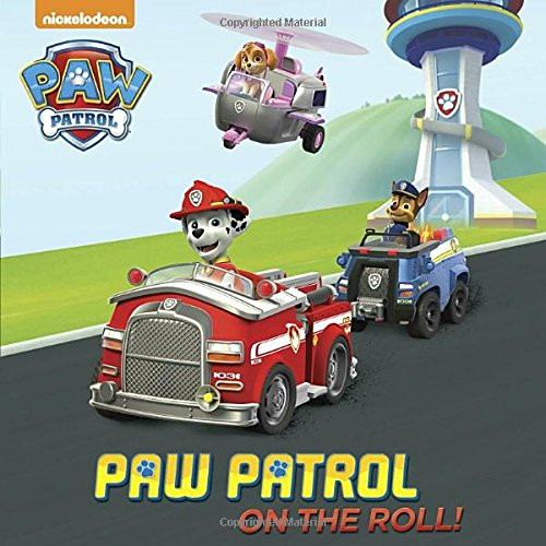 PAW Patrol on the Roll! (PAW Patrol) (Pictureback(R))