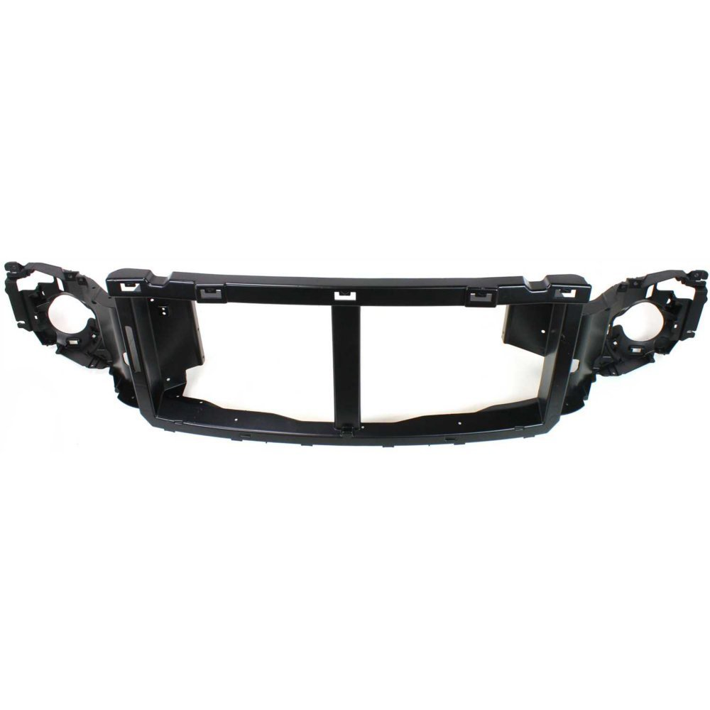 Header Panel Compatible with Ford Explorer//Explorer Police 11-15 Inner Grille Mounting Panel Black CAPA Certified