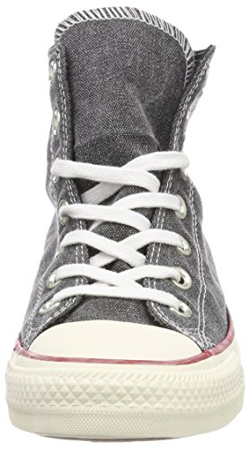 white black Noir De Taylor Ctas Chaussures Enfant black Fitness 001 Chuck Cotton Converse Mixte Hi 5OYxvBn5P