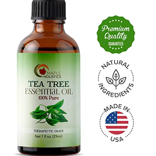 Buy tea tree oil for dandruff