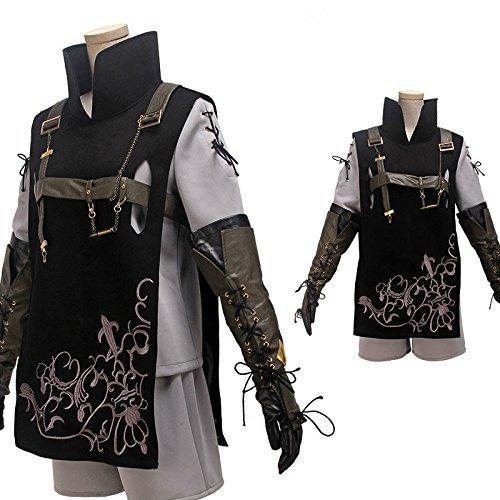 NieR Automata ニーア オートマタ DLC 素朴な少年の服 9S(ヨルハ九号S型 ) コスプレ衣装