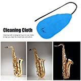 10-1 Saxophone Cleaning Kit, Sax Cork Grease