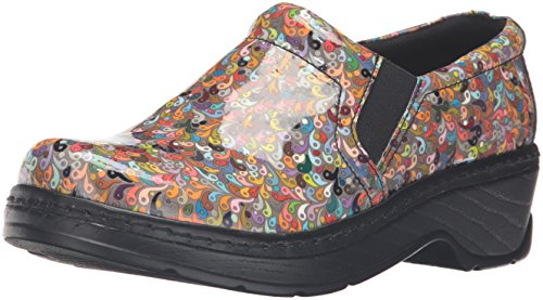 Klogs Usa Womens Naples Mule Geo Paisley