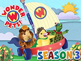 Watch Wonder Pets Season 3 English Voice Over Prime Video
