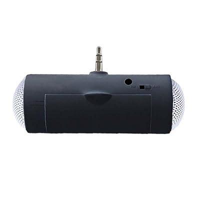 RepubleInsertar directa de 3,5 mm estéreo MP3 Mini altavoz reproductor de música Altavoz para PC tableta del teléfono móvil