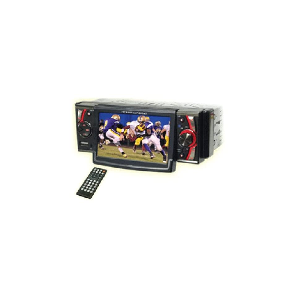 Performance Teknique ICBM 5253 5 TFT Touch Screen In Dash Monitor AM/FPerfor