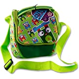Smash - Green Goo Friends Junior Satchel Lunch Bag by Smash