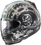 Arai Helmets Defiant Jolly Roger 2 Helmet, Distinct Name: Jolly Roger 2,...