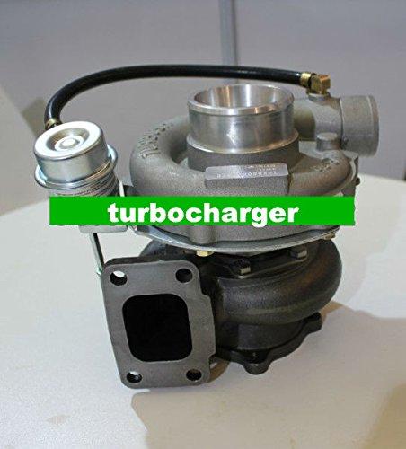 GOWE turbocharger for GT3582R GT3582 GT35 internal-wastegate Turbine A/R 1.06 compressor .