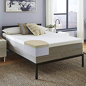 Slumber Solutions Choose Your Comfort 12-inch Cal King-size Memory Foam Mattress Medium Medium Medium Medium
