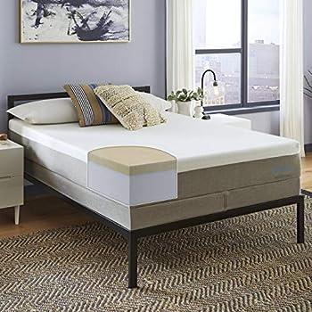 Slumber Solutions Choose Your Comfort 12-inch Cal King-size Memory Foam Mattress Medium Medium Medium Medium
