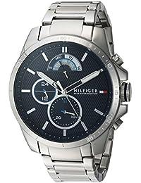 Men's 'Cool Sport' Quartz Stainless Steel Casual Watch,...