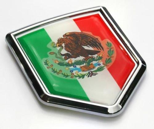 Sicily Flag Sicilian Emblem Chrome Car Decal Sticker Italy Car Chrome Decals CBSHD253