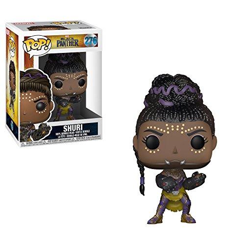 Funko Pop Marvel: Black Panther Shuri Collectible Figure