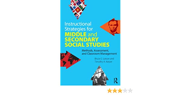 Amazon Instructional Strategies For Middle And Secondary Social