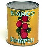 Bianco DiNapoli Organic Whole Peeled Tomatoes 28 oz (Pack of 12)