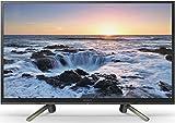 Sony 80.1 cm (32 inches) Bravia Full HD Smart LED TV KLV-32W672F (Black) (2018 Model)