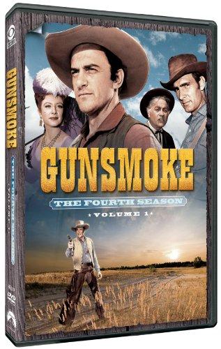 Gunsmoke: Season 4, Vol. 1 by Paramount